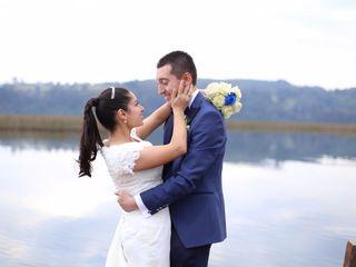 El matrimonio de Macarena y Juan 1