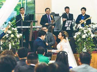 El matrimonio de Camila  y Ricardo 1