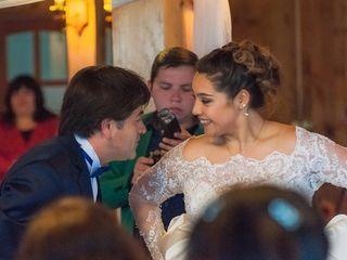 El matrimonio de Camila  y Ricardo 3
