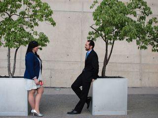 El matrimonio de Víctor y Macarena