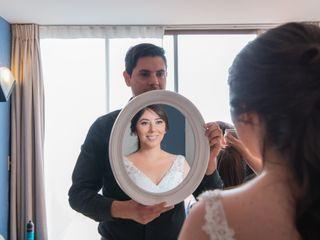 El matrimonio de Fernanda y Mauricio 2