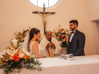 El matrimonio de Fernanda y Mauricio 3