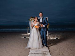 El matrimonio de Fernanda y Mauricio