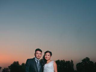 El matrimonio de Evelyn y Edson 2