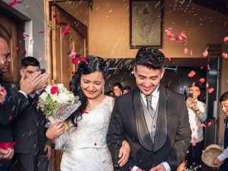 El matrimonio de Evelyn y Edson 3