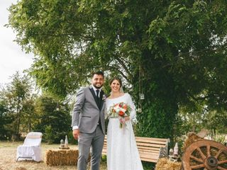El matrimonio de  Veka y Niko 2
