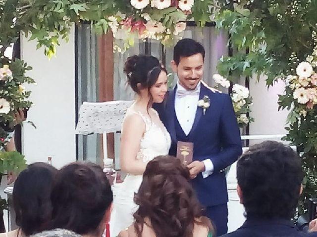 El matrimonio de Angelina y Nicolás en Colina, Chacabuco 1