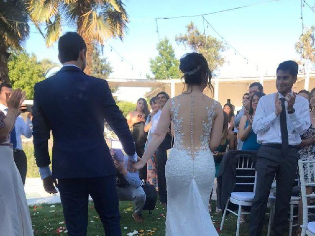 El matrimonio de Angelina y Nicolás en Colina, Chacabuco 3