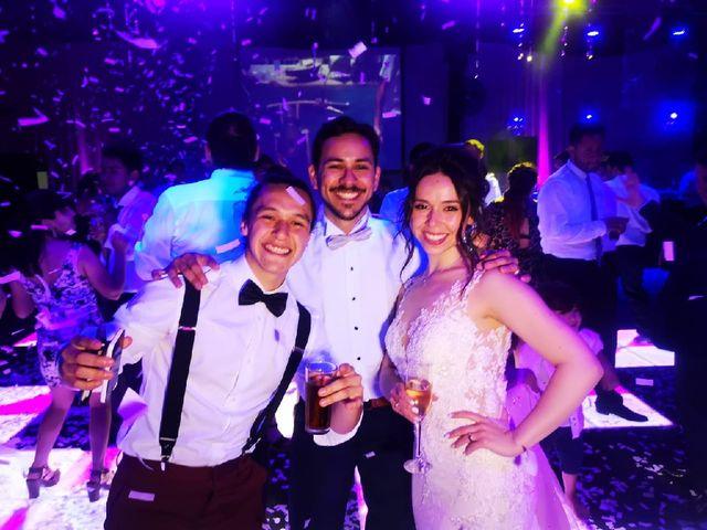 El matrimonio de Angelina y Nicolás en Colina, Chacabuco 4