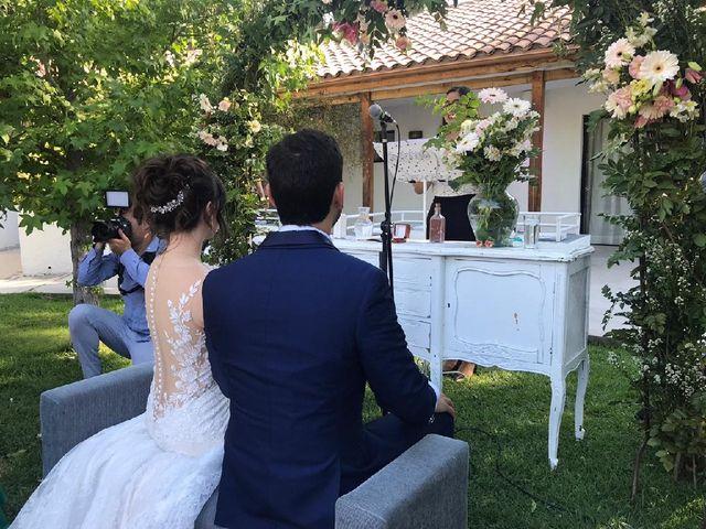 El matrimonio de Nicolás y Angelina