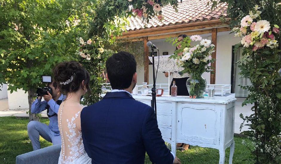 El matrimonio de Angelina y Nicolás en Colina, Chacabuco