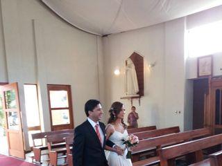 El matrimonio de Angélica María y Gabriel Benjamín 2