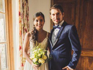 El matrimonio de Vania y Franco 1