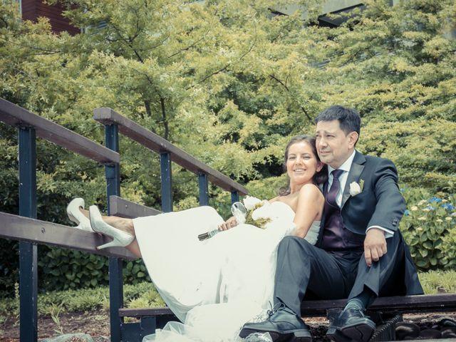 El matrimonio de Lexi y Mario
