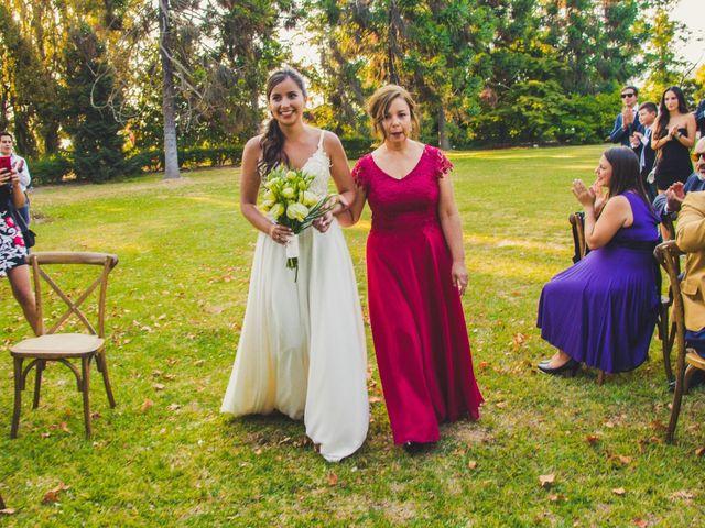 El matrimonio de Franco y Vania en Curicó, Curicó 6