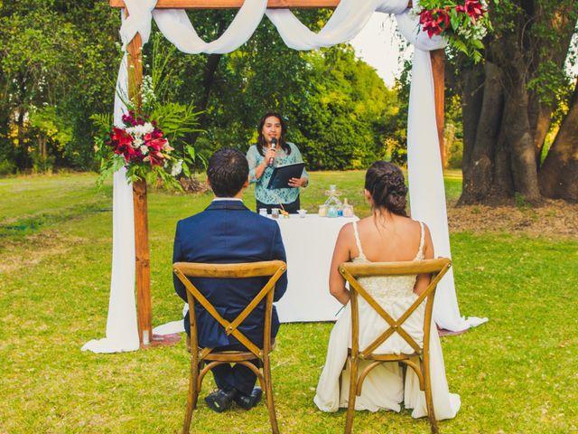 El matrimonio de Franco y Vania en Curicó, Curicó 8