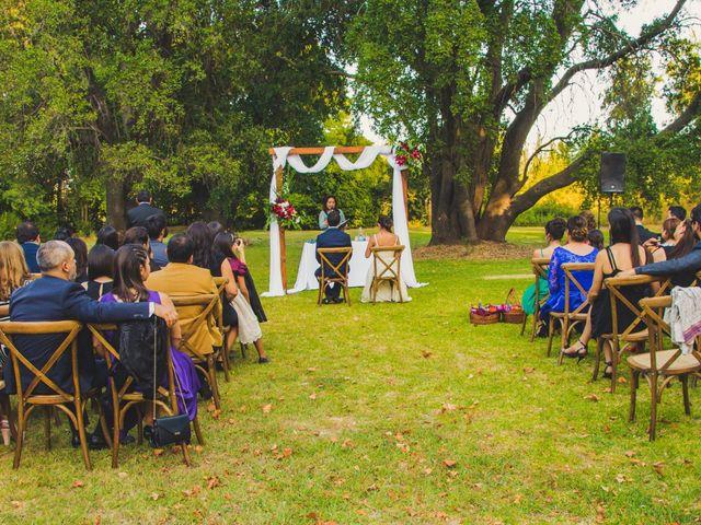 El matrimonio de Franco y Vania en Curicó, Curicó 9