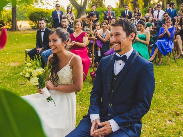 El matrimonio de Franco y Vania en Curicó, Curicó 11