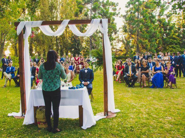 El matrimonio de Franco y Vania en Curicó, Curicó 13