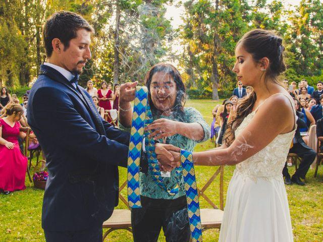 El matrimonio de Franco y Vania en Curicó, Curicó 16