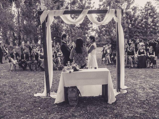 El matrimonio de Franco y Vania en Curicó, Curicó 17