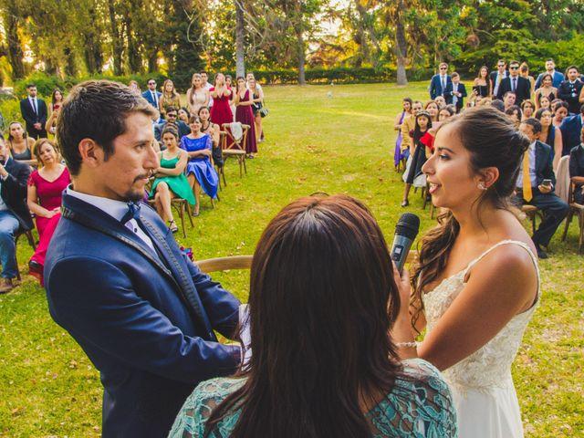 El matrimonio de Franco y Vania en Curicó, Curicó 18