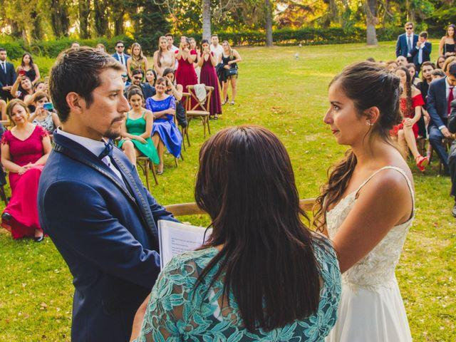 El matrimonio de Franco y Vania en Curicó, Curicó 20