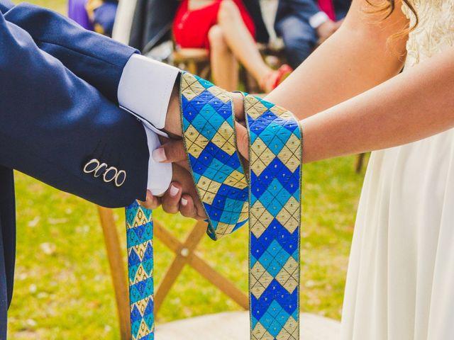El matrimonio de Franco y Vania en Curicó, Curicó 21