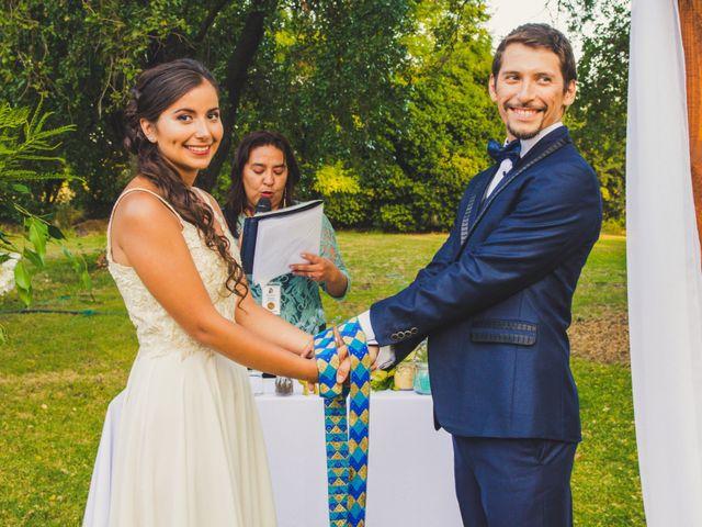 El matrimonio de Franco y Vania en Curicó, Curicó 22
