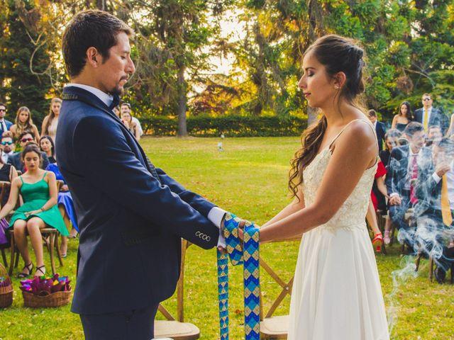 El matrimonio de Franco y Vania en Curicó, Curicó 23