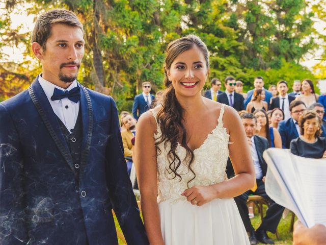 El matrimonio de Franco y Vania en Curicó, Curicó 27
