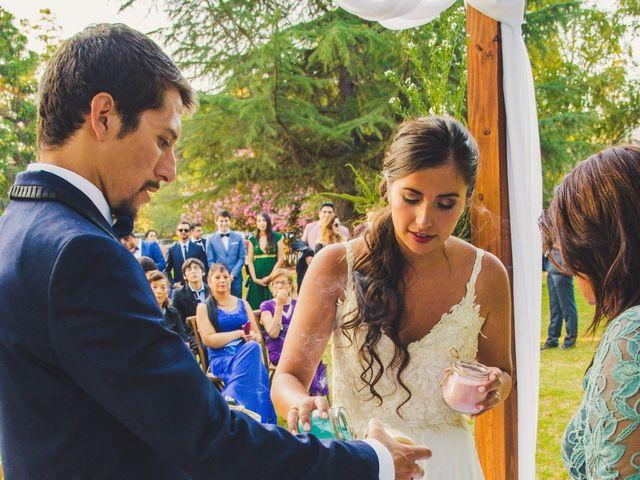 El matrimonio de Franco y Vania en Curicó, Curicó 28