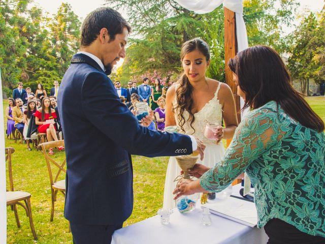El matrimonio de Franco y Vania en Curicó, Curicó 29