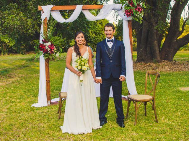 El matrimonio de Franco y Vania en Curicó, Curicó 30