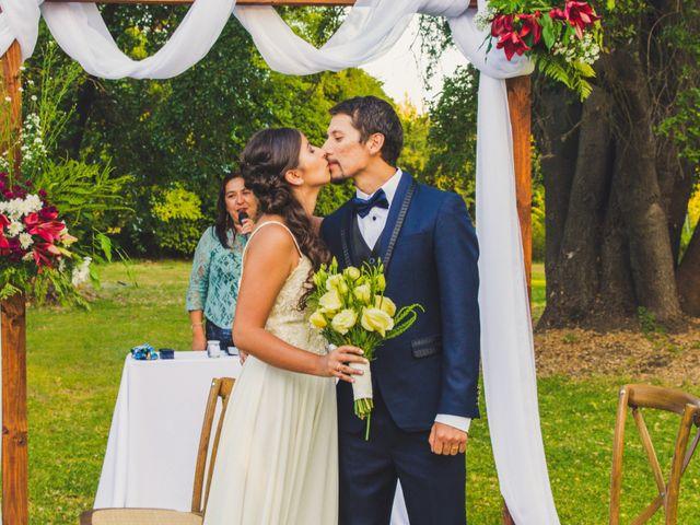El matrimonio de Franco y Vania en Curicó, Curicó 32