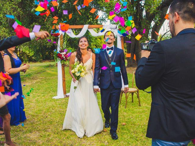 El matrimonio de Franco y Vania en Curicó, Curicó 33