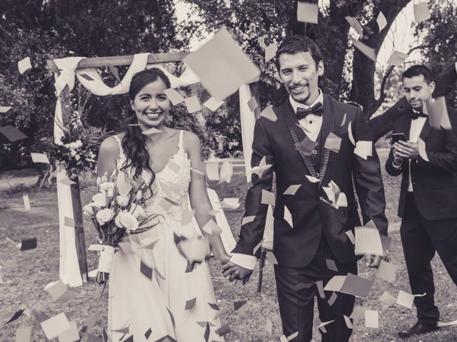 El matrimonio de Franco y Vania en Curicó, Curicó 34