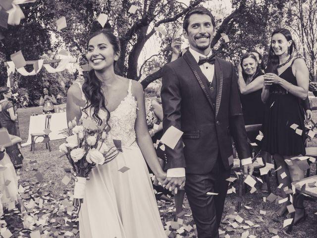 El matrimonio de Franco y Vania en Curicó, Curicó 35