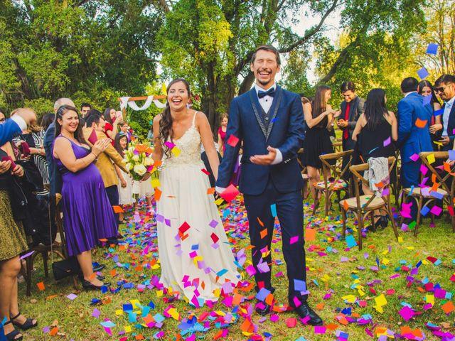 El matrimonio de Franco y Vania en Curicó, Curicó 37
