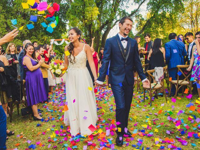 El matrimonio de Franco y Vania en Curicó, Curicó 38