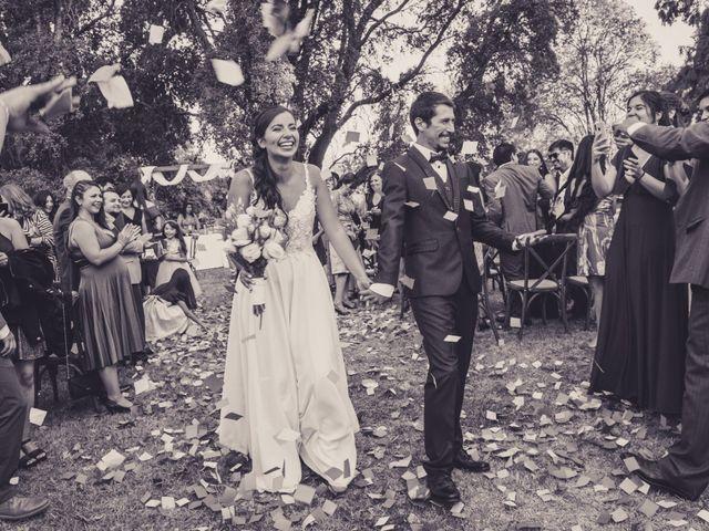 El matrimonio de Franco y Vania en Curicó, Curicó 39