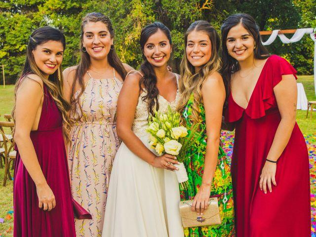 El matrimonio de Franco y Vania en Curicó, Curicó 40