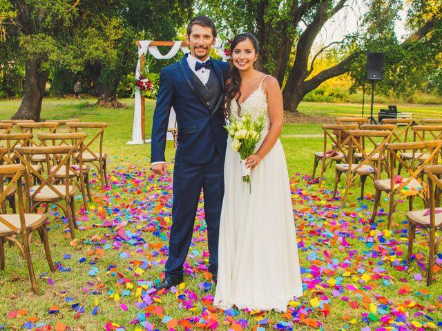 El matrimonio de Franco y Vania en Curicó, Curicó 41