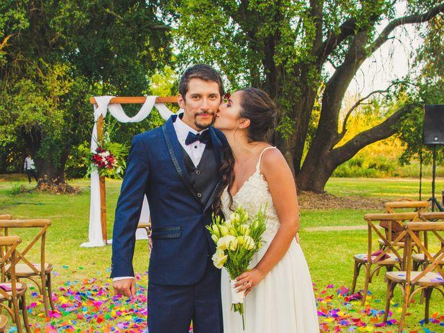 El matrimonio de Franco y Vania en Curicó, Curicó 42