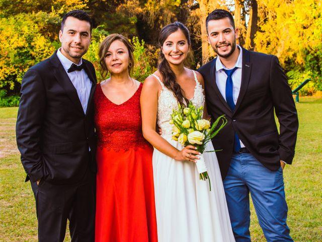 El matrimonio de Franco y Vania en Curicó, Curicó 43