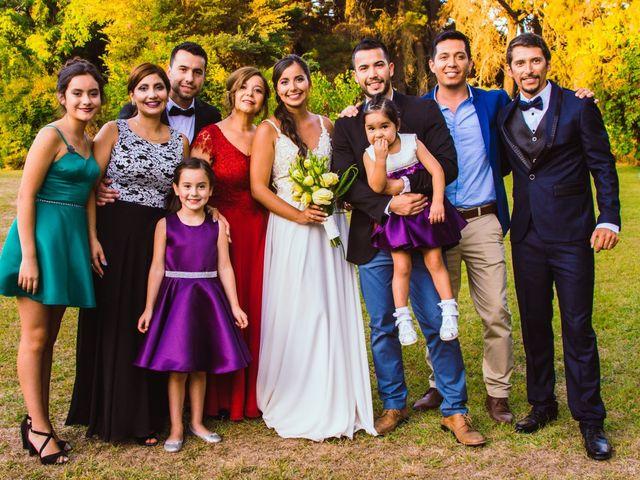 El matrimonio de Franco y Vania en Curicó, Curicó 44
