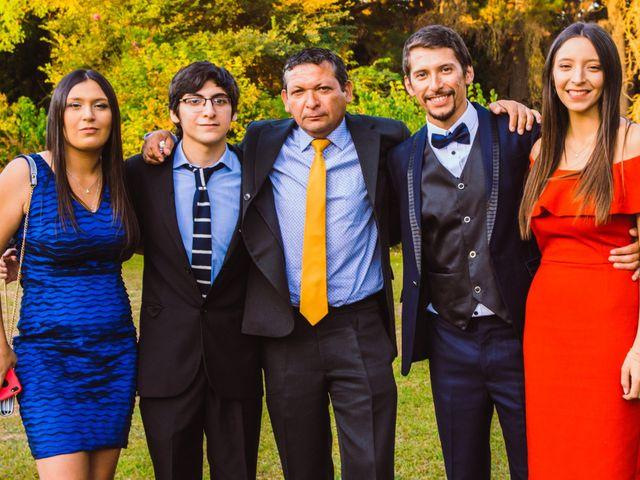 El matrimonio de Franco y Vania en Curicó, Curicó 45