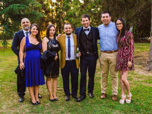 El matrimonio de Franco y Vania en Curicó, Curicó 51