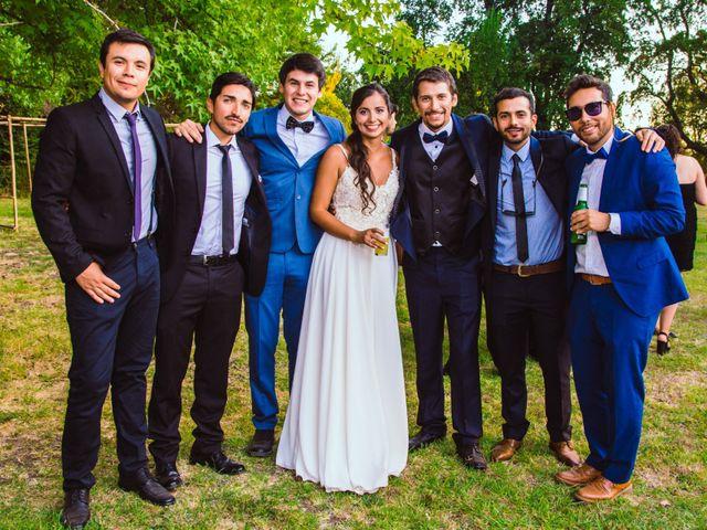 El matrimonio de Franco y Vania en Curicó, Curicó 53
