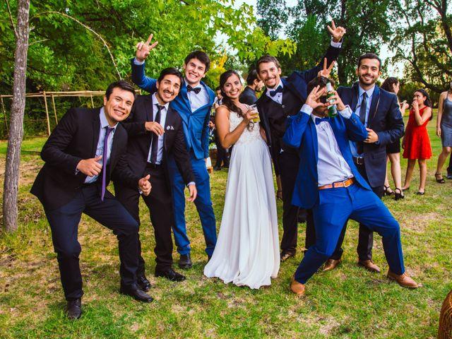 El matrimonio de Franco y Vania en Curicó, Curicó 54